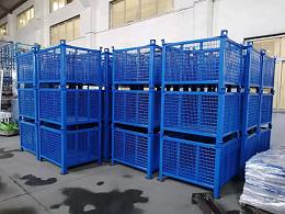 吊挂式钢制料箱的介绍