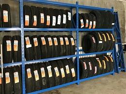 轮胎货架的类型区分