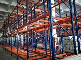 南京货架厂家为你总结:仓储重型货架的功能