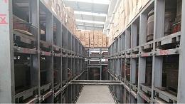 南京货架厂家:重型模具货架定做案例展示