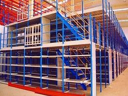 森沃仓储来跟大家说说仓储阁楼货架的优势有哪些?