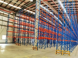 仓储重型货架为什么是仓库中的必需品,货架厂家告诉你缘由!
