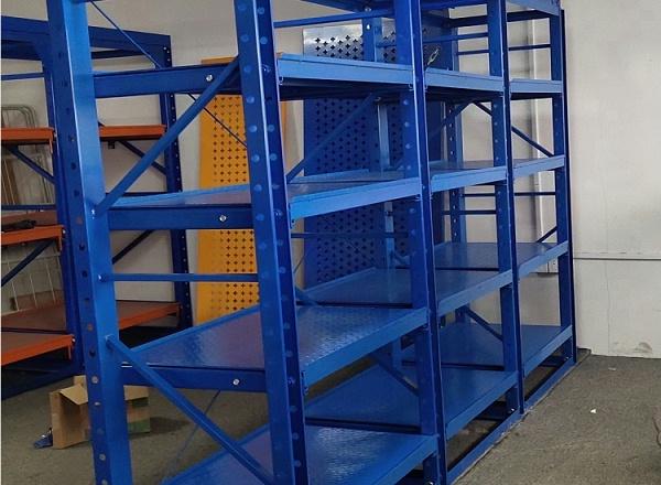 森沃仓储4层金属模具架