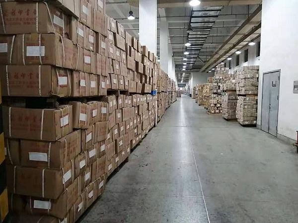 森沃仓储:新华书店集团塑料托盘 (2)
