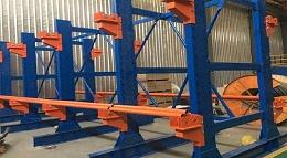 电缆货架:森沃与电力行业的合作