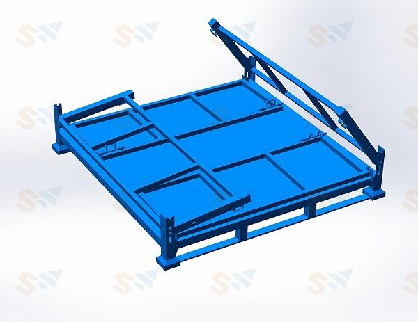 森沃仓储:钢制料箱9