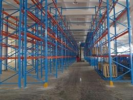 货架生产厂家告诉你:仓储重型货架的4个安装步骤