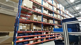 森沃仓储带您欣赏:不同类型的配套产品和重型货架搭配效果
