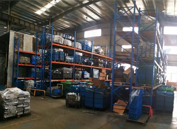 森沃仓储重型横梁式货架