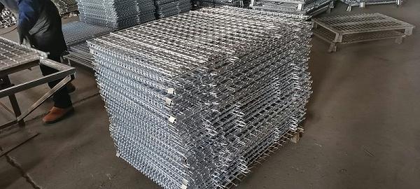 仓储笼碰焊金属钢网1