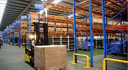 森沃和宝胜电气的合作-重型货架