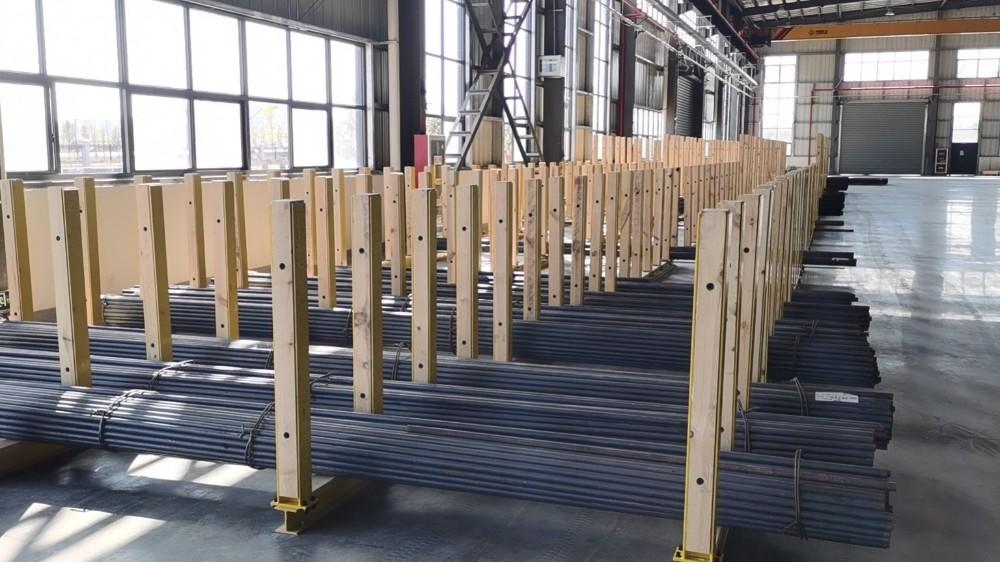 钢管堆垛架非标定制案例展示