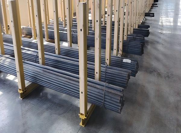 森沃仓储钢管堆垛架