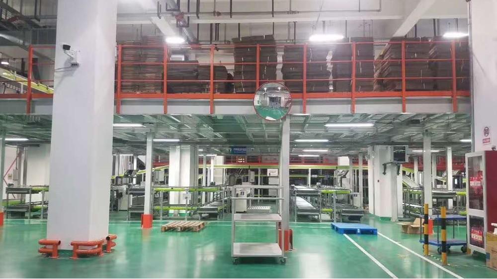 森沃仓储:钢平台合作案例分享