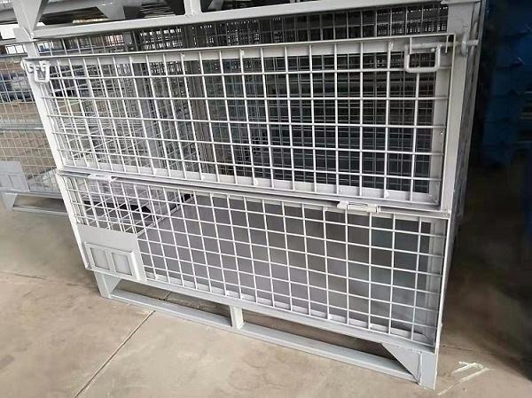 森沃仓储:钢制料箱 (1)