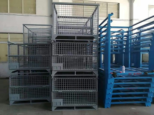 森沃仓储:钢制料箱 (3)