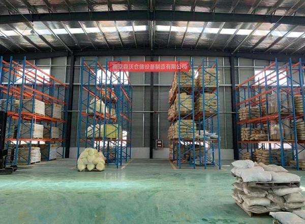 森沃仓储低层重型货架