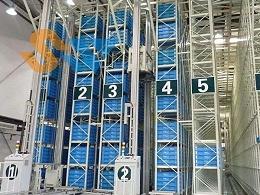 立体货架厂家简述立体货架的种类