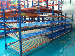 科普流利条货架的构成及主要作用
