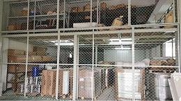 森沃仓储:中型阁楼货架合作案例