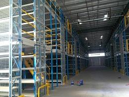 重型货架厂家:阁楼货架的特点及适用场地