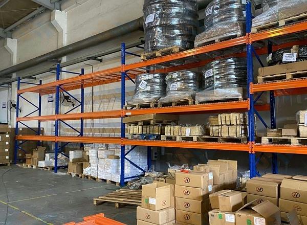 森沃仓储重型货架
