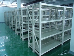 森沃仓储为你介绍:菱形孔层板货架和蝴蝶孔层板货架