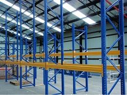 仓储货架选用的材质是什么?货架厂家告诉你!