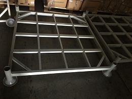 森沃仓储教你怎么辨别堆垛架的质量