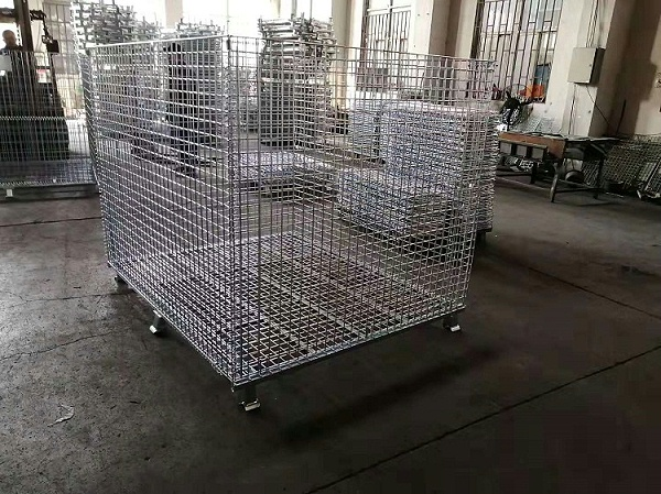 森沃:仓储笼1800X1500X1500 (2)