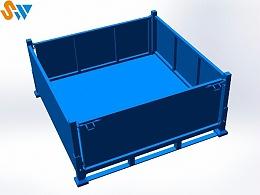 你的需求决定你的样子——钢制料箱