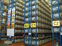 江苏货架公司:高位货架的安全操作规范