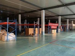 森沃仓储邀您欣赏重型货架施工现场