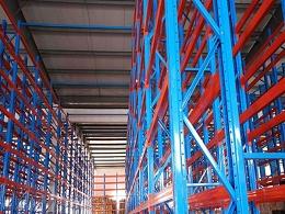 森沃仓储厂家为你介绍:高位货架的标准及常见种类