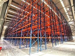 森沃仓储为你总结:安装高位货架时需要注意的3个细节