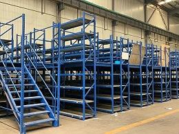 货架生产厂家:阁楼货架有哪些优点?