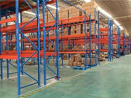 仓储重型货架的发展历程