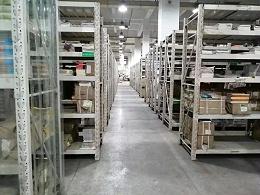 热烈庆祝森沃仓储层板货架项目圆满结束