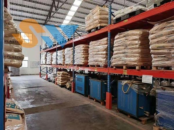 森沃仓储:重型层板货架定制案例现场 (3)