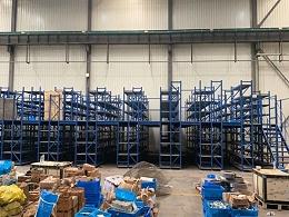 电商行业中适用的几种仓储货架,森沃仓储为你介绍