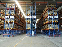 安装高位货架时应该注意哪些问题?森沃仓储一贴让你了解!