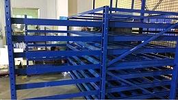 森沃仓储:重型模具货架案例展示