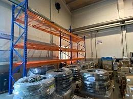 仓储货架厂家:钢层网(层板网、货架层网、货架网片)定制案例