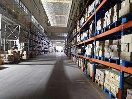 新华书店集团的森沃托盘式货架使用现场