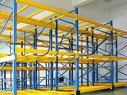 森沃仓储:移动重型货架