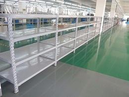轻型层板货架的特点及应用
