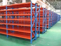 层板货架的类型有哪些?森沃仓储为您解答
