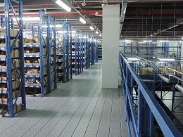 森沃仓储为您讲解:阁楼货架的结构和特点