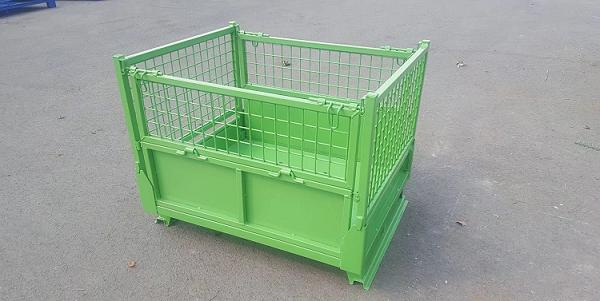 森沃仓储钢制料箱1