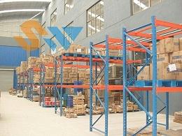 南京仓储货架公司教您如何辨别横梁货架与高位货架